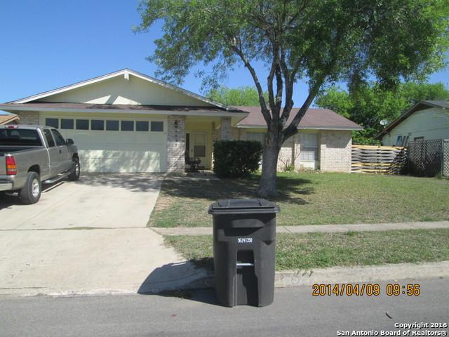 9527 QUICKSILVER DR, San Antonio, TX 78245