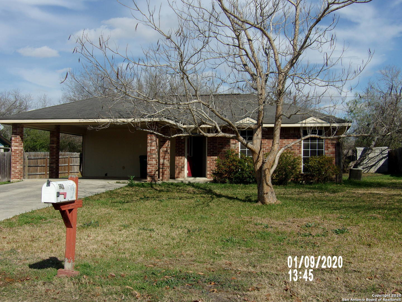 609 Hon Ave, Jourdanton, TX, 78026