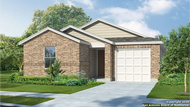 This home is currently under construction. The Carswell is a single-story, 1180 sq. ft., 3 bedroom, 2 bathroom floor plan, designed with you in mind!  The inviting entryway leads to a private hallway connecting the two secondary bedrooms and a full bath. The entry opens up into the spacious living area and dining area. The kitchen looks out into the dining and living areas. The bedroom 1 suite is located off the dining and kitchen area. It includes a walk-in closet and a relaxing ensuite.  You'll enjoy added security in your new home with our Home is Connec
