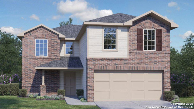 The Bowen is a 2-story, 2241 square foot, 3 bedroom, 2.5 bathroom, 2-car garage layout that provides