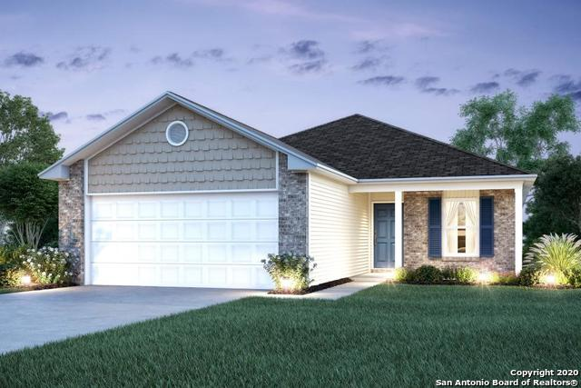 New Community in Elmendorf TX. Country view. Just outside the city. Brand New traditional open concept floor plan. The Cypress floor plan offered by Rausch Coleman includes; 4 bedrooms, 2bath, Frigidaire Appliances, 25 year Asphalt shingles, landscaping package and more! Sites have just opened up. Come on by and Reserve your LOT!!