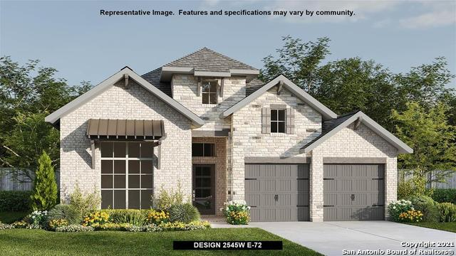 Perry Homes New Construction! Extended entry with 13-foot ceiling leads to open kitchen, dining area