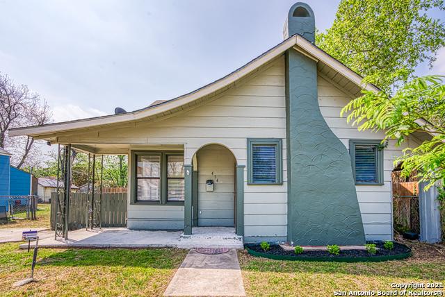 414 CHICAGO BLVD, San Antonio, TX 78210