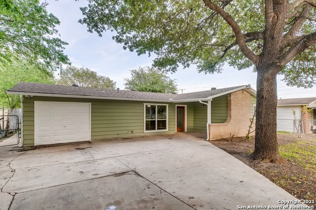 Update single story home.  Fresh paint and flooring throughout.  Roof replaced 2016.  Nice size back yard.  Off-street parking.