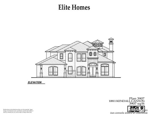 """""""To be built"""" presented by Elite Homes. This is only a brochure, not the final plans for a custom home.  Construction price per square feet starts at $250 and will depend on the finish outs and changes the client requests if contracted.  Use any builder and build anytime. Taxes are estimated.  The lifestyle you've hoped for!  Gorgeous hill country views from this 1/2 acre residential lot located in The Canyons at Scenic Loop, a premier gated community just minutes away from Boerne, Leon Springs, The Shops of La Cantera.  Close to parks and golf courses and located in desirable Northside Independent School District.  Underground utilities including SAWS water, CPS electric and gas.  Seller has completed the Geotechnical Engineering Study in Sept 2020. Build whenever you are ready, chose ELITE HOMES or chose your own builder."""