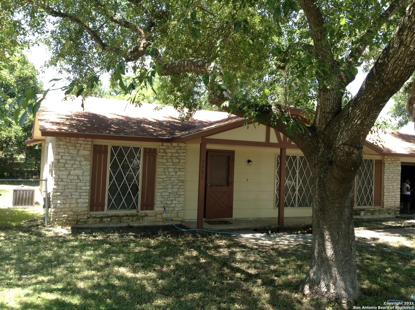 7206 GLEN Hill, San Antonio, TX 78239