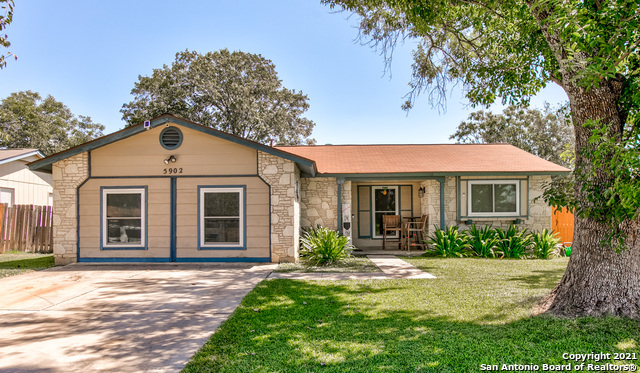 5902 CLIFFMORE DR, San Antonio, TX 78250