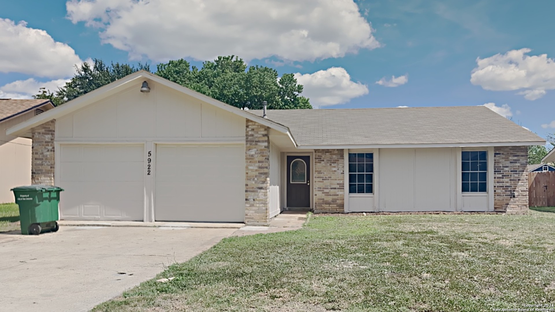 5922 VALLEY BRANCH ST, San Antonio, TX 78250