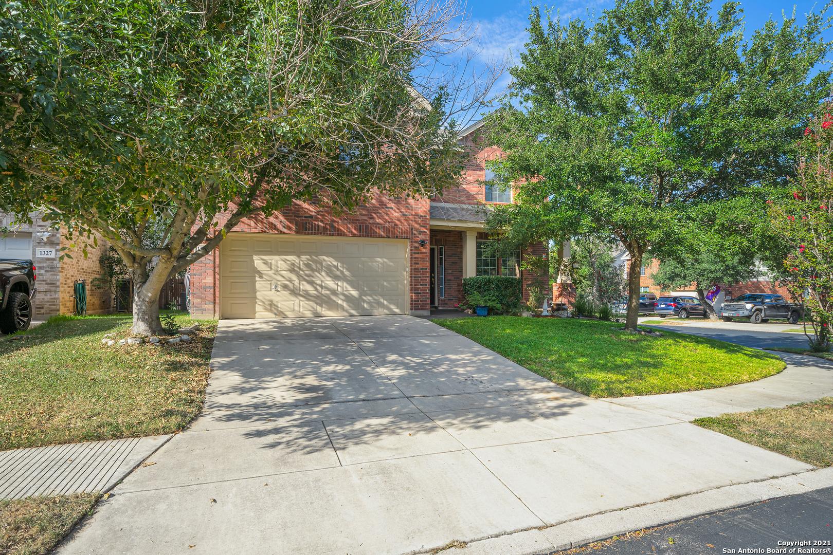 1331 Winston Cove, San Antonio, TX 78260