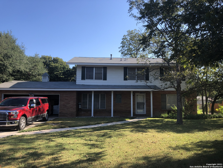2611 WOODBURY ST, San Antonio, TX 78217
