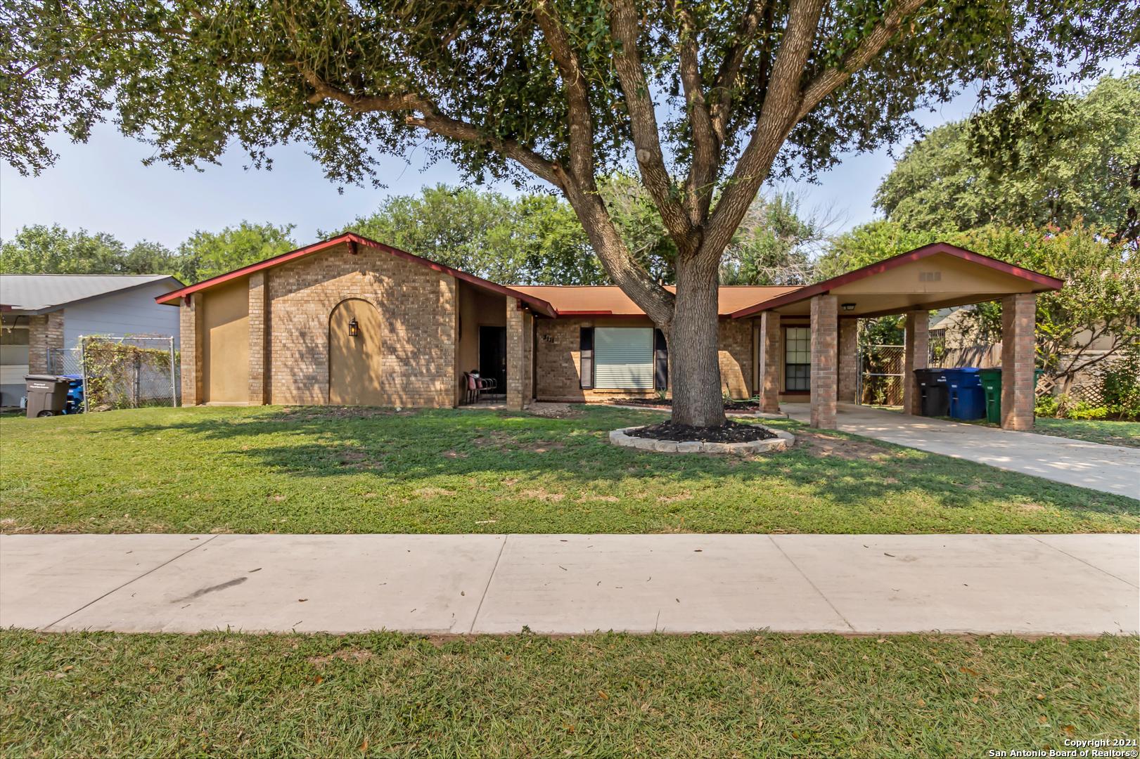 3111 MARIBELLE, San Antonio, TX 78228