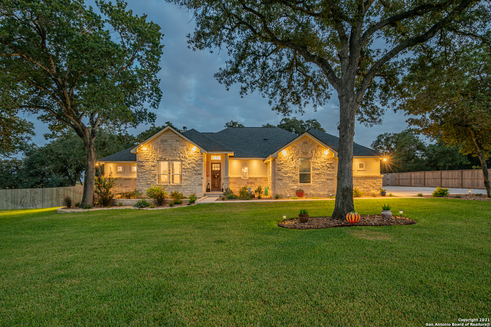 Why wait to buy your dream home?  Quality custom built home located on a 1 acre lot that is loaded with upgrades! Open floorplan beaming with natural light, spacious kitchen that opens up to living room and features Quartizite Leather Finish Countertops, Upgraded LG Appliances, Upgraded Backsplash, Custom Cabinets and Stylish Pendant Bar lights. Master Suite has  recessed ceiling, crown molding, and private outdoor access. Master bath is custom designed with 2-large walk in closets, dual vanities and oversized walk in shower. Spacious guest bedrooms include