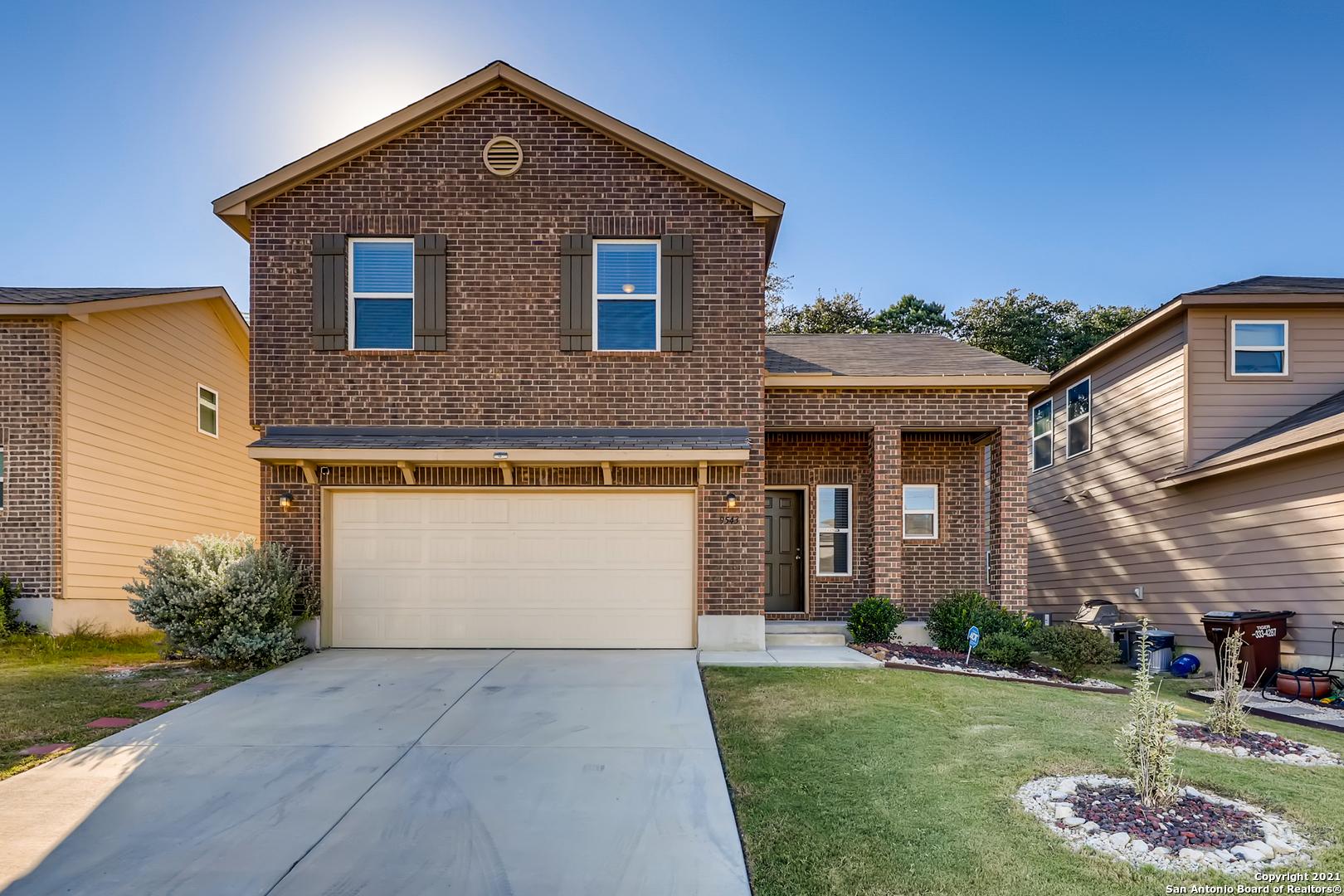 9543 Sandy Ridge Way, San Antonio, TX 78239