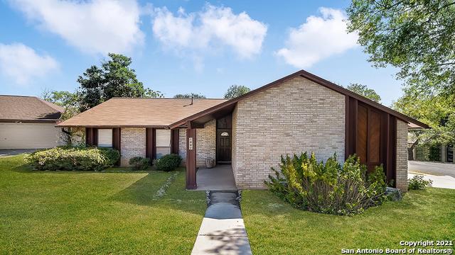 5002 Hawk Nest St, San Antonio, TX 78250