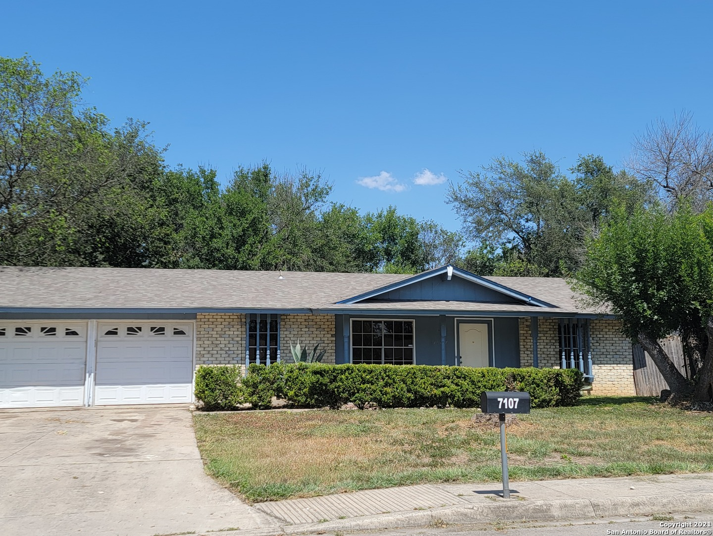7107 Glen Haven, San Antonio, TX 78239