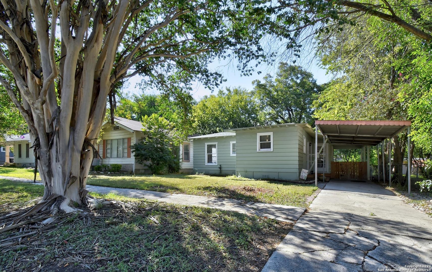 1140 W HUISACHE AVE, San Antonio, TX 78201
