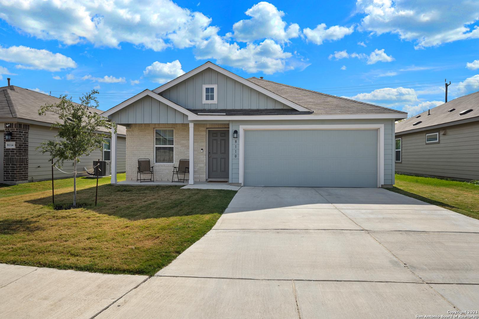 8110 Carver Heights, San Antonio, TX 78253