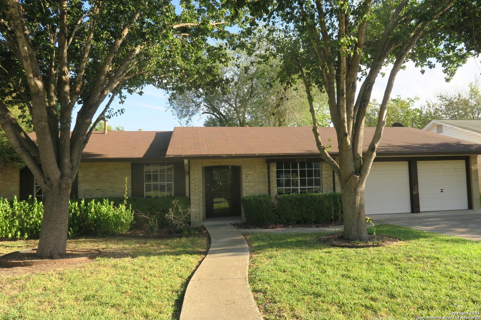 3518 TICONDEROGA DR, San Antonio, TX 78230