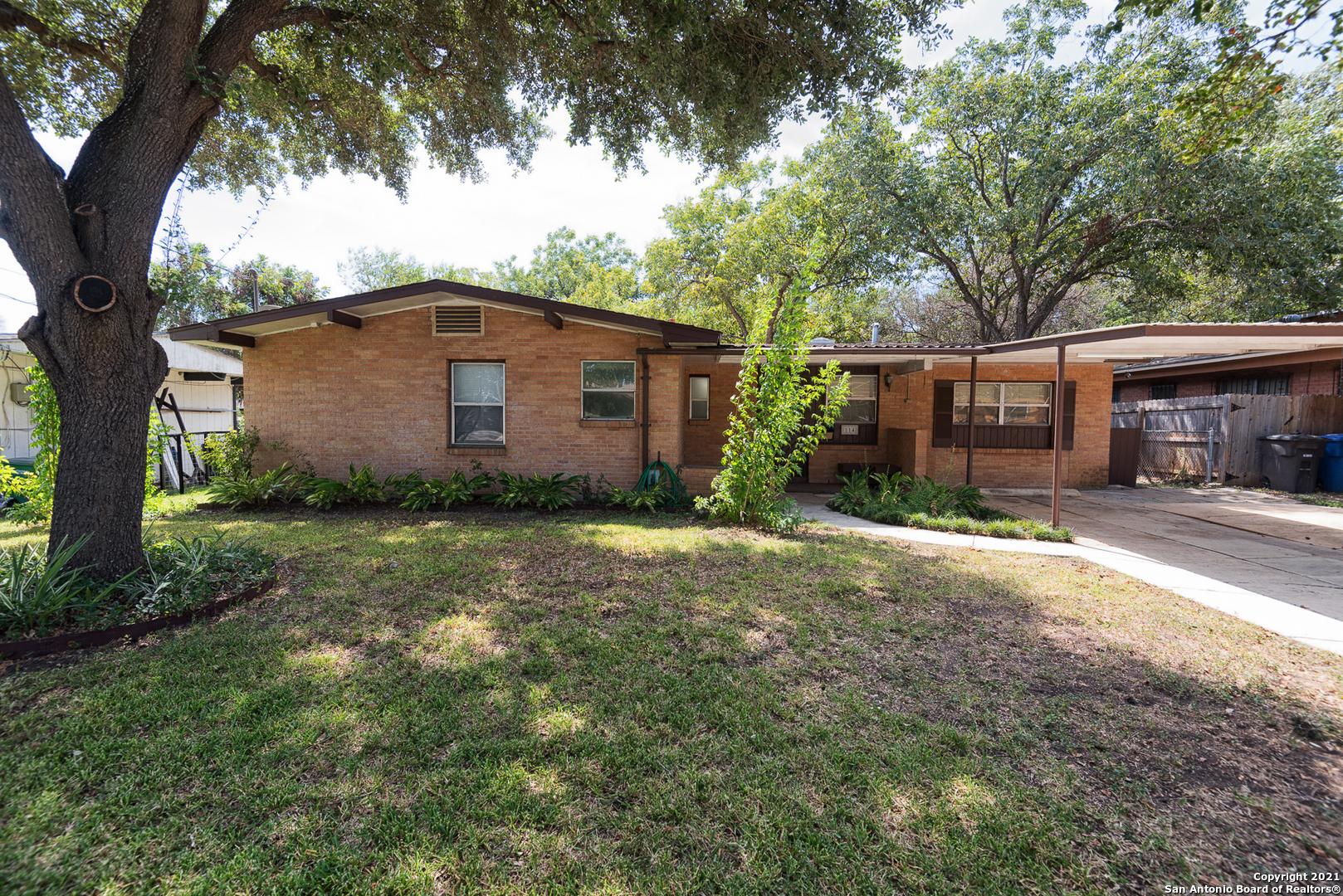 114 MARLENA DR, San Antonio, TX 78213