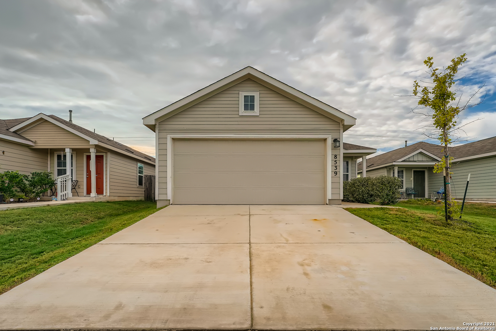 Amazing 3 bedroom, 2 bathroom home in the sought-after Waterwheel Trails community! Fall in love wit